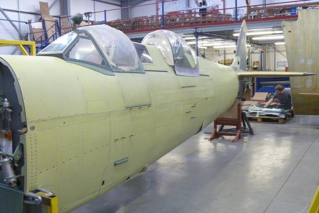 Spitfire BS410