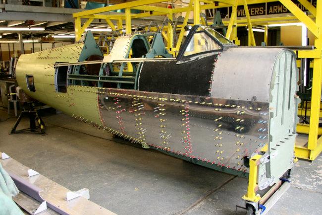 Spitfire BS410 8